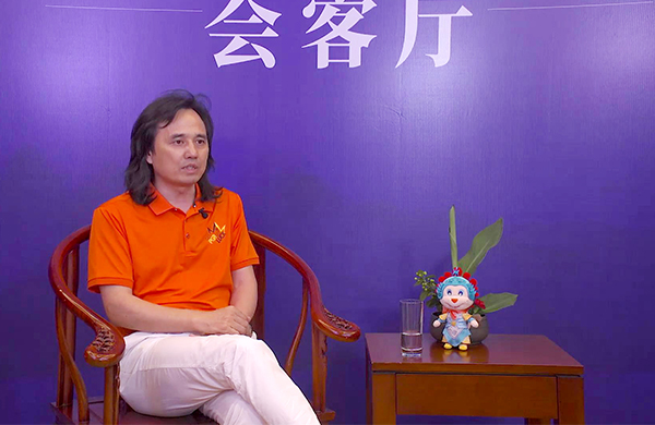 景宁惠明|茶禅天下 人物独家专访之 黄小明