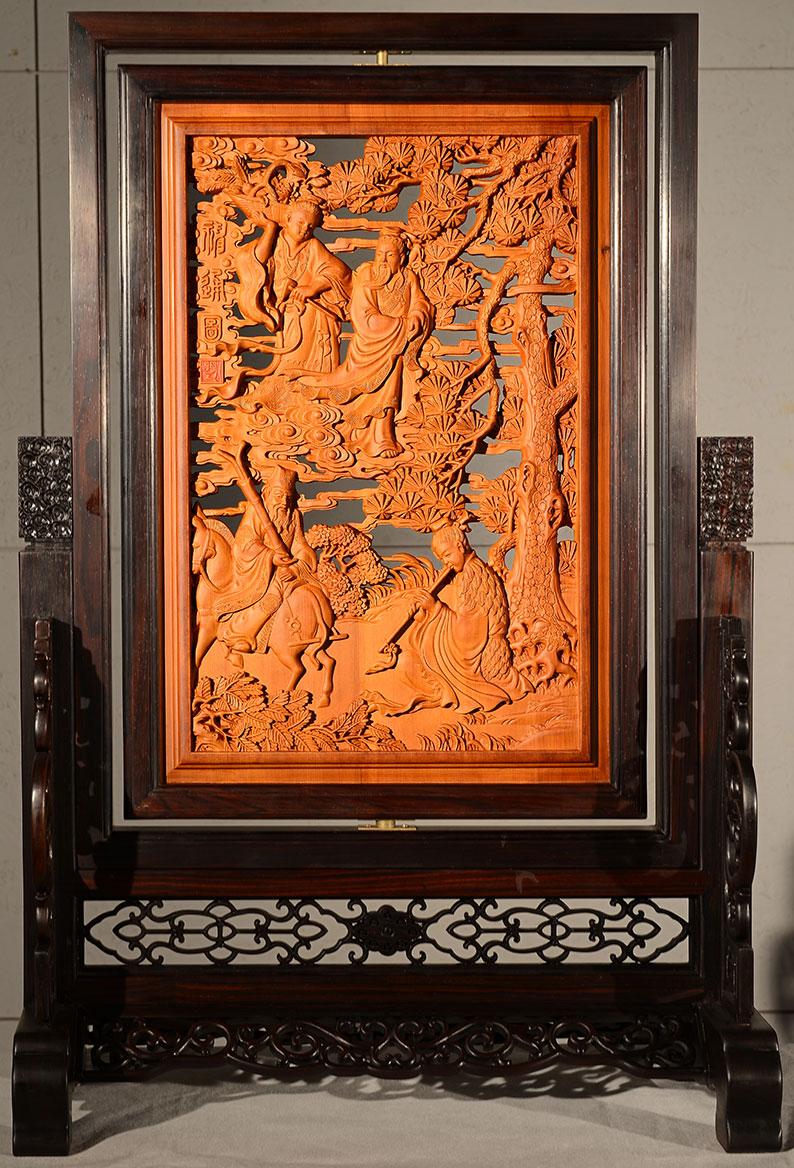 据介绍,本届红博会由中国工艺美术协会,中国收藏家协会,中国室内
